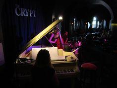 thecrypt - Home Live Jazz, Jazz Club, Theatre Stage
