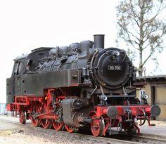 Bubikopf Baureihe 86 van Kiss