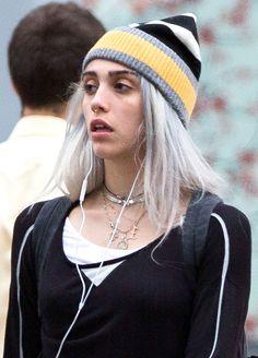 Lourdes Leon's Grey Hair | Fishwrapper.com
