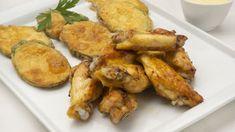Receta de alitas de pollo al horno Carne, Meat, Chicken, Food, Baked Buffalo Wings, Egg Wash, Juices, Preserve, Wing Recipes