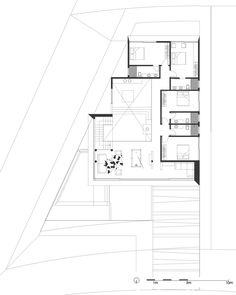 Casa Bosques,Planta - 2º Pavimento