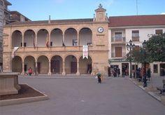 Albacete Ayuntamiento Villarrobledo -