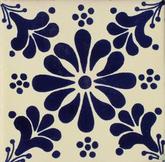 In Stock Archives - Hadeda Tiles Stencil Patterns, Stencil Designs, Tile Patterns, Azulejos Art Nouveau, Clay Tiles, Mexican Art, Mexican Tiles, Style Tile, Ceramic Painting
