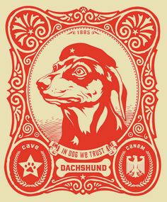 Shepard Fairey dach_stamp_poster.gif