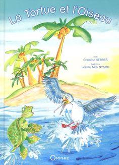 Amazon.fr - La Tortue et l'Oiseau - Christian Serres, Laëtitia Mah Nyamu - Livres