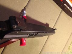 "Crosman Military ""45"" Auto. Model 451 Pellgun LNIB : Air Pistols at GunBroker.com"