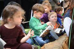 ECC kids enjoying the Annual Heritage Day