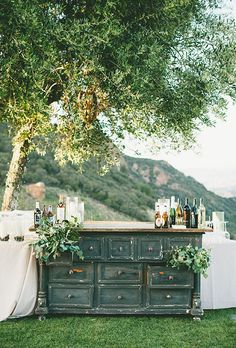 17 Creative Ways To Decorate Your Bar At Your Wedding Reception