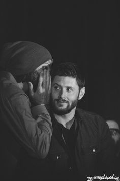 Oh boys... Jared and Jensen