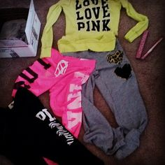 I wouldn't necessarily call it a wardrobe staple but everyone loves #PINK !