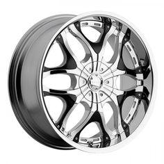 Akuza Creation Wheels - AKA 702
