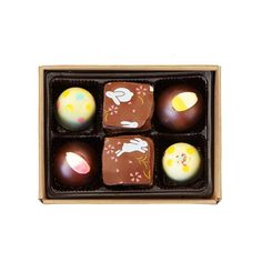 Hand-made Spring Chocolates | B. more bunny | B. 1802