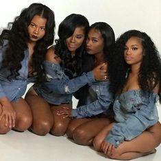 photoshoot ideas black girl * photoshoot & photoshoot ideas & photoshoot poses & photoshoot ideas creative & photoshoot inspiration & photoshoot outfits & photoshoot ideas for best friends & photoshoot ideas black girl Glam Photoshoot, Photoshoot Themes, Photoshoot Inspiration, Best Friend Outfits, Girl Photo Shoots, Business Hairstyles, Beautiful Black Girl, Brown Skin Girls, Black Girl Aesthetic