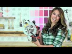 Video:Cross Cutting with a Circular Saw | Easy DIY Projects from Ana White