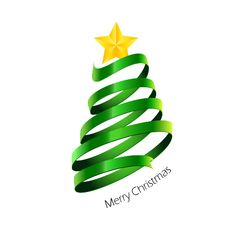 How to Create a Stylized Christmas Tree with the Pen Tool | Vectortuts+ - Source files are for members, BUT, you get complete instructions for this image on this page.