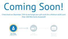 Walmart Wants to Buy Your Gift Cards! Exchange Other Merchant Gift Cards for Walmart Gift Cards Starting Tomorrow! - http://milestomemories.boardingarea.com/walmart-gift-card-trade-in/