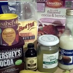 Vickys Healthy Ingredient Substitutions!