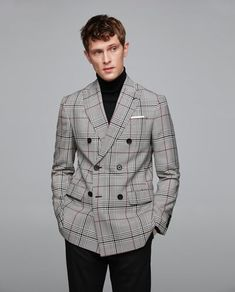 The best selection of contemporary and vintage clothing, luxury brands and many more you can buy online now Blazer Outfits Men, Stylish Mens Outfits, Retro Outfits, Cool Outfits, Vintage Outfits, Business Outfits, Business Fashion, Pink Suit Men, Mens Clothing Guide