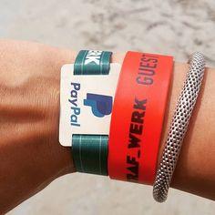 #strafwerk #strafwerkfestival #strafwerk2016 #guestbandjes #dutchband