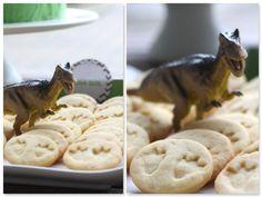 Dinoparty Kekse Essen Backen Kuchen www.pickposh.de