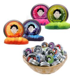 Crazy Aarons Thinking Putty (Mini Tins)-Trainers Warehouse