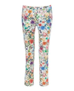 floral print trousers from zara wear abouts pinterest. Black Bedroom Furniture Sets. Home Design Ideas