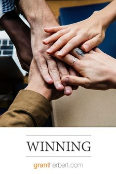 """""""To win in the marketplace you must first win in the workplace."""" - Douglas Conant  #leadership #neuroleadership #emotionalintelligence #grantherbert #speaker #trainer #coach #performance"""