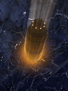 Stone Aerospace - submarine space probe for penetrating the icy mantle of Jupiter's moon Europa.