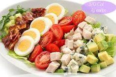 Resultado de imagen para ensaladas de dieta con atun