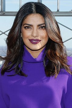 These 9 Makeup Trends Are Proof That This Year Is All About Cool Color #refinery29  http://www.refinery29.com/2017/01/136269/best-celebrity-makeup-looks#slide-1  1. Monochrome ManiaIt seems every celebrity is jumping on the monochromatic makeup train and Priyanka Chopra's laid-back take on the trend is just the latest to catch our eye. <b...