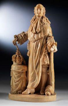 Figure of Louis XVI