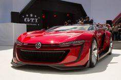 Volkswagen vision GTI