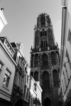 The Dom Tower in Utrecht - an absolute MUST on a weekend break to the city!