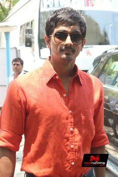 Siddharth Narayan at Theeya Velai Seiyyanum Kumaru Movie First Look Launch