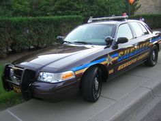 Ford Crown Victoria Police Interceptor,Hennepin County Sheriff's Department, Minnesota