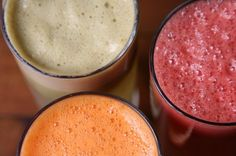 Raw Goddess in the Making: 60 Day Juice Fast