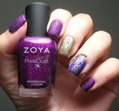The Clockwise Nail Polish: Zoya Carter