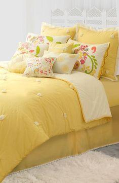 Home Decor – Bedrooms : . -Read More – Yellow Bedding, Bedding Sets, Home Bedroom, Bedroom Decor, Bedroom Ideas, Bedroom Boys, Extra Bedroom, Budget Bedroom, Ikea Bedroom