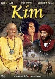 Locandina del film Kim