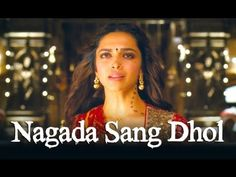 "Bollywood Dance: Watch: Deepika Padukone's high energy garba in 'Ram-leela' song ""Nagada Sang Dhol"""