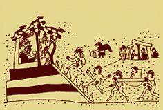 Los estudios recientes dejan en claro que el arte Mochica no captó todos los aspectos de la vida cotidiana y que graficó únicamente imágenes y escenas significativas referidas a eventos, temas ceremoniales constantes y probablemente mitos y relatos que reflejan su concepción del mundo.