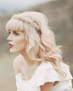 wedding hairstyle idea; featured: Whichgoose