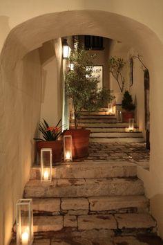 Centro Historico Vacation Rental - VRBO 31678 - 4 BR San Miguel de Allende House in Mexico  path