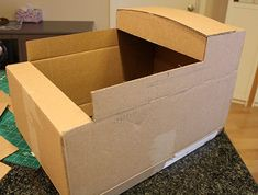 Tutorial for an adorable DIY Thomas the Train Costume made from a cardboard box from Little Red Window! This easy tutorial includes step by step instructions to help you make your own Thomas the Train Costume! Space Crafts For Kids, Diy For Kids, Kids Crafts, Diy Halloween Costumes, Halloween 2020, Costume Ideas, Thomas The Train Costume, Cardboard Box Diy, Train Crafts