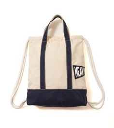 VOTE MAKE NEW CLOTHES | TOTE GYM SACK | アウトドアファッション総合通販サイト BAMBOO Ville