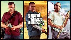Grand Theft Auto Five, jeux de baston, de guerre entre gang avec du sang, avec une touche d'humour