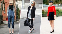 50 Spring Outfit Ideas to CopyNow | StyleCaster We are loving the warmer temps! #fashion
