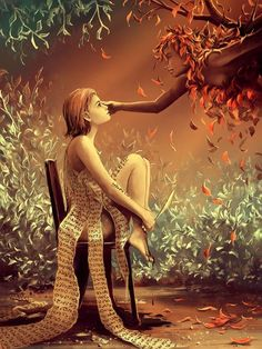 An awesome artist from French, Cyril Rolando. Cyril Rolando never took art Art And Illustration, Illustrations, Hayao Miyazaki, Cyril Rolando, Surrealism Painting, Love Painting, Painting Quotes, Surreal Art, Fantasy Art