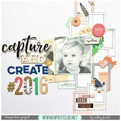 What a beautiful layout that designer @ashleylaurabu has created using the #september2016 #hipkits!  @hipkitclub @cratepaper @maggiehdesign #gather #gathercollection #hipkitclub @americancrafts #title #frames #papercrafting #scrapbooking  #scrapbookingkitclub #kitclub
