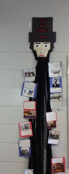 Civil war timeline activity my students completed in 2 days!